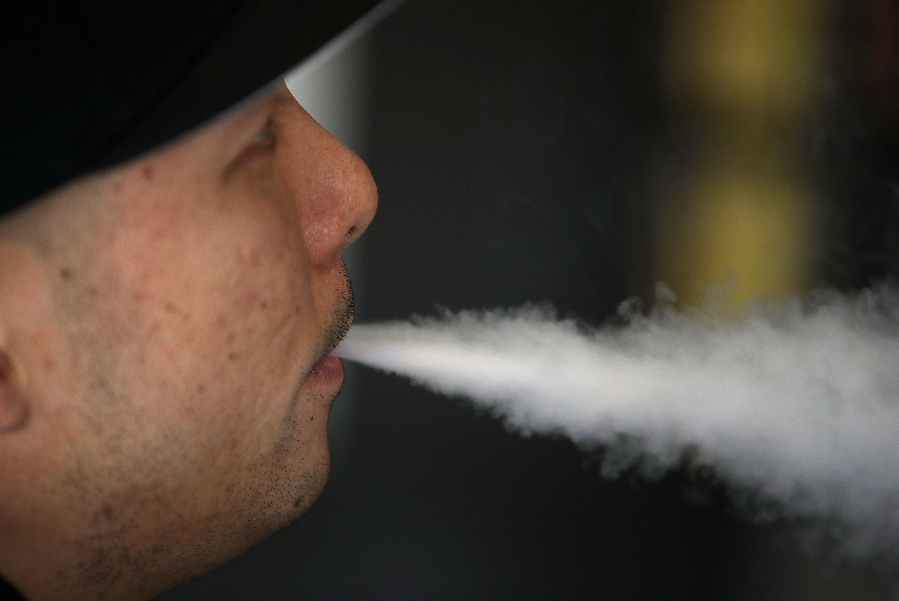 Research shows vaping-related lung disease may be caused by chemical exposure