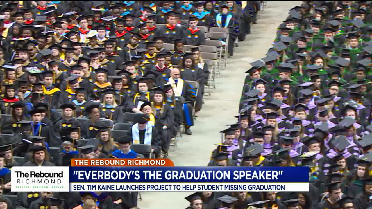 Virginia high school seniors urged to take senator's graduation ...