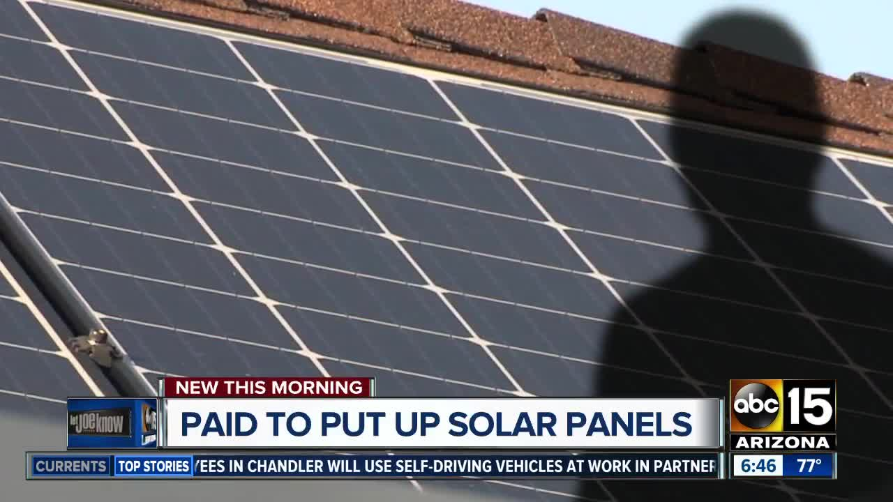 Paid to go solar: What APS customers are really signing up for