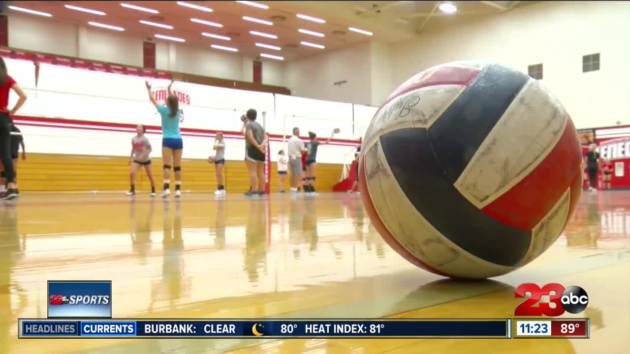 Bakersfield College Renegades Hosting Summer Volleyball Camps