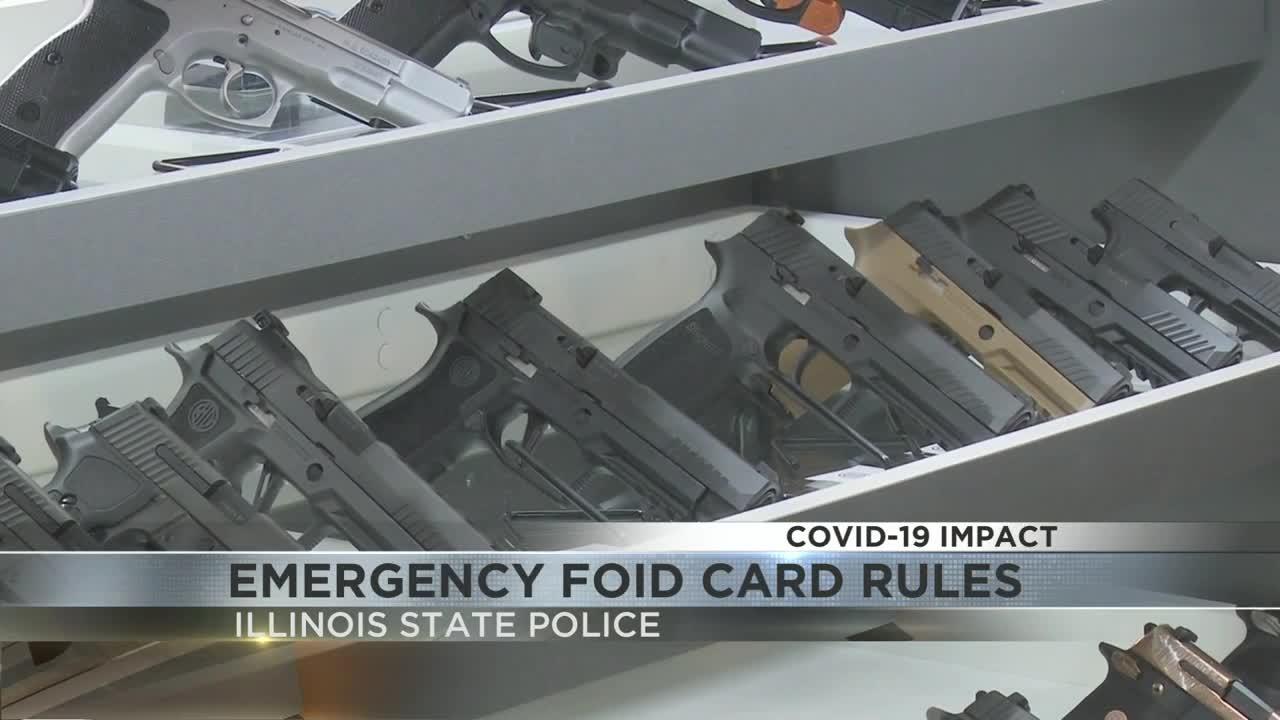 Foid Card Renewal Illinois 2020 - Foid Delays Continue ...
