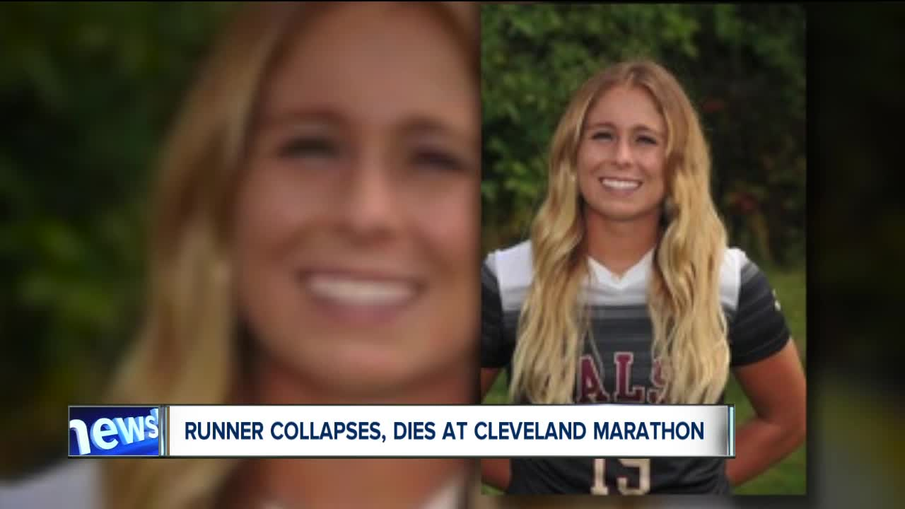 22-year-old woman collapses, dies during Cleveland Marathon