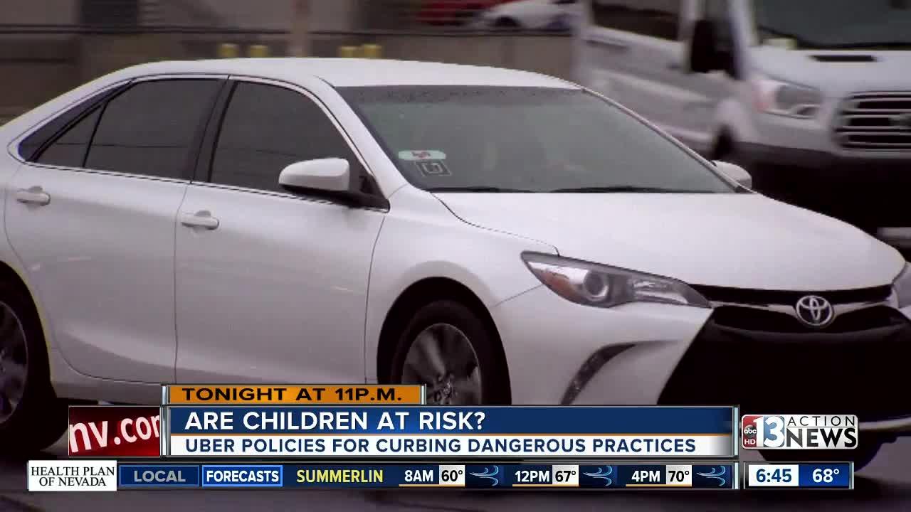 Las Vegas drivers say Uber, Lyft not addressing violations of
