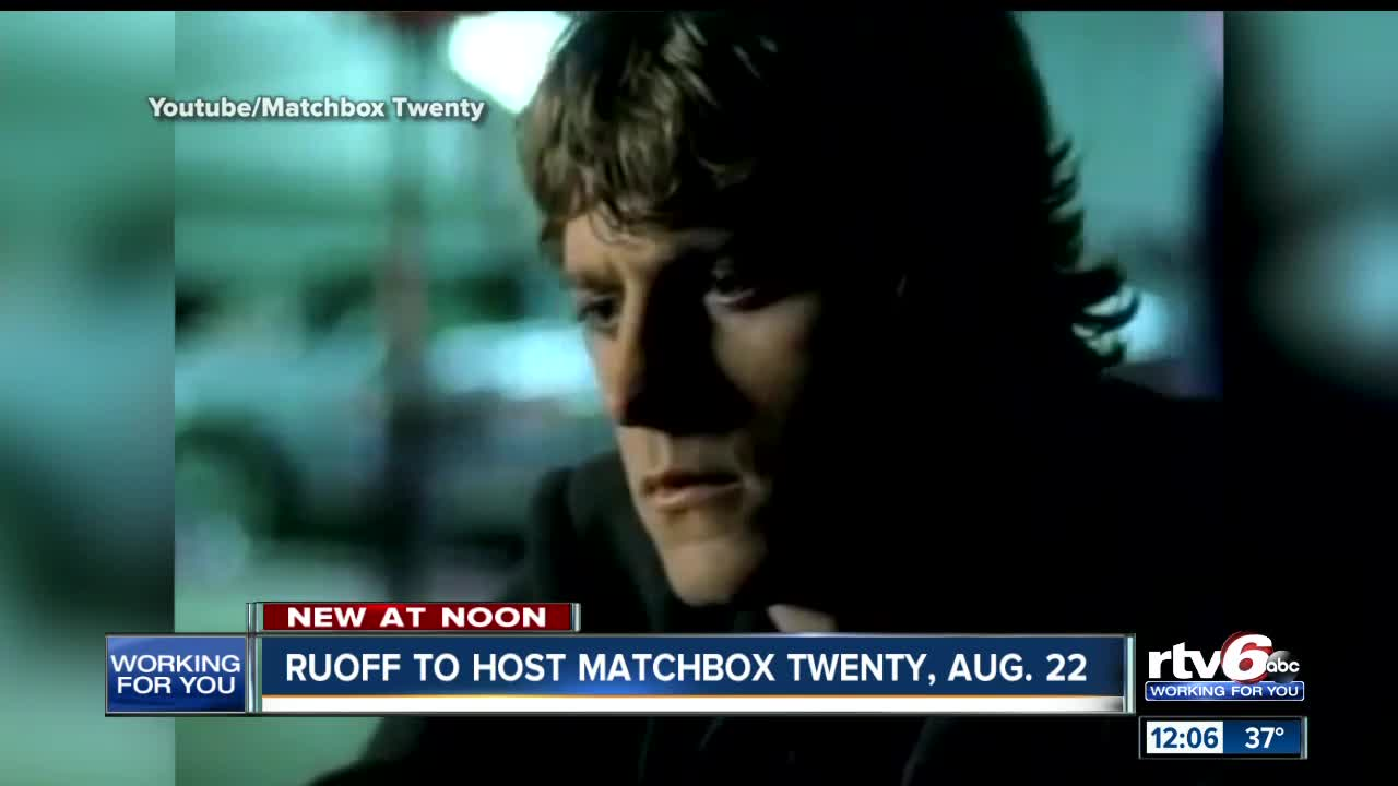 Matchbox Twenty, Wallflowers tour plans Omaha concert in September
