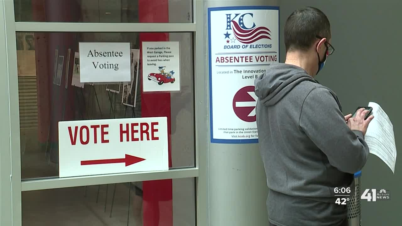WA voters turning in ballots early