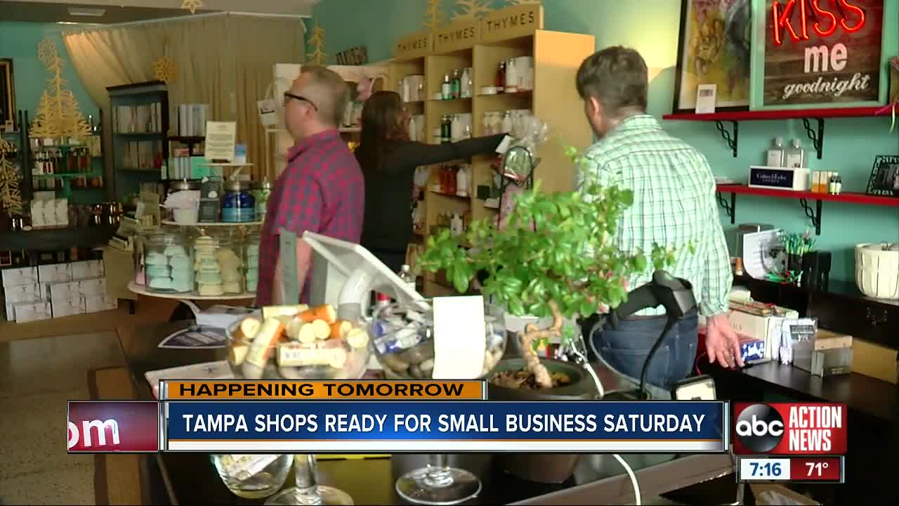 Find places to shop in metro Detroit on Small Business Saturday