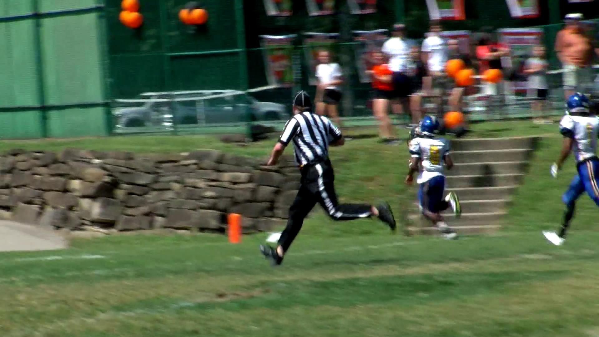 9.1.18 Video - Linsly vs. Westinghouse - High school football