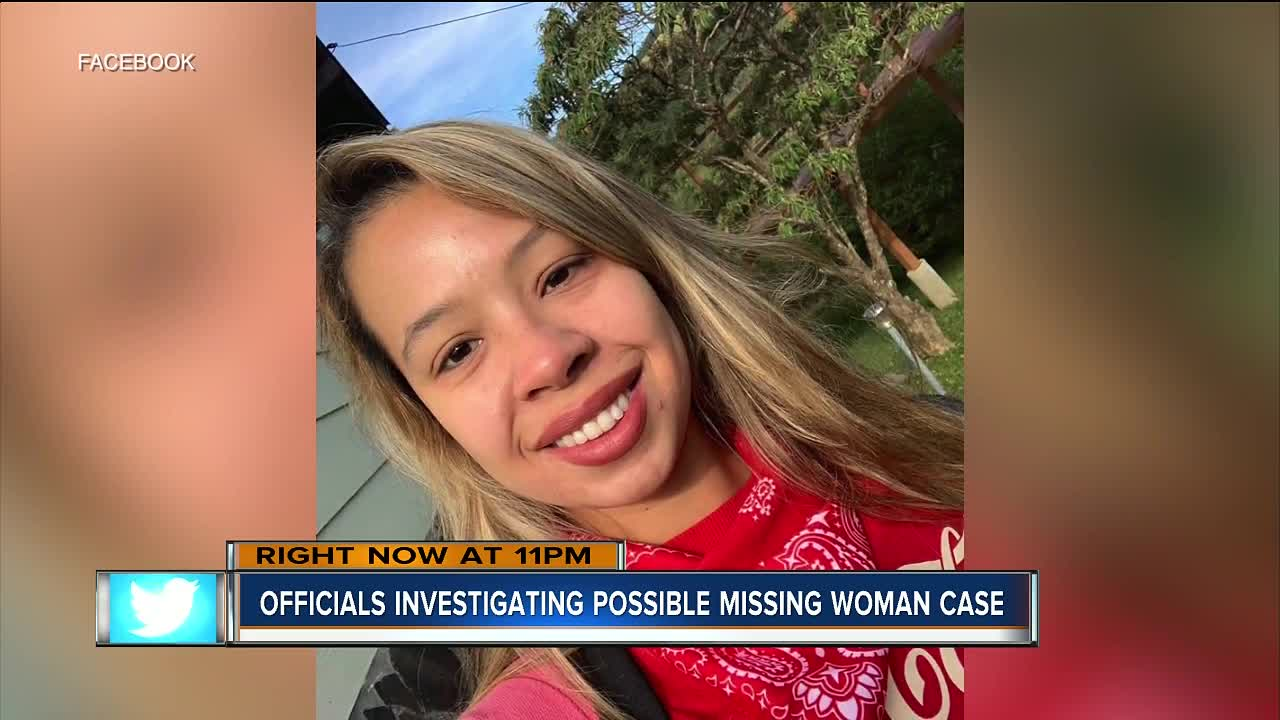 Tampa Family Desperate For Answers After Woman Goes Missing During