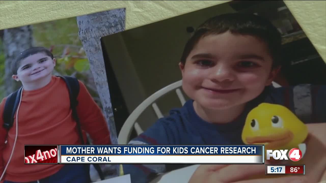 c056bf6aa2d9d8 Moms ask Congress for funding for kids cancer research