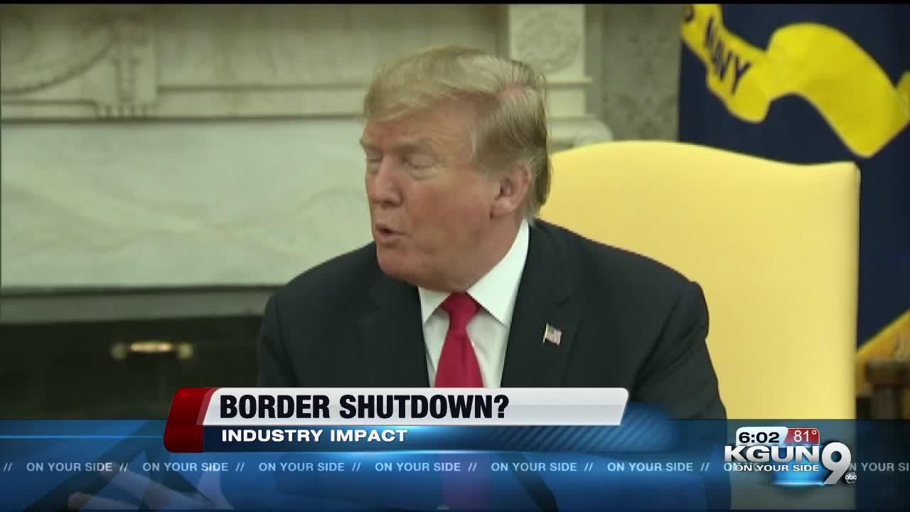 Border closure panic setting in - Sec. Nielsen called home from European meetings