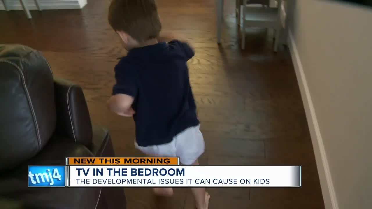 Is There Tv In Your Childs Room >> Experts Say Tv In A Kid S Room Is A Bad Idea