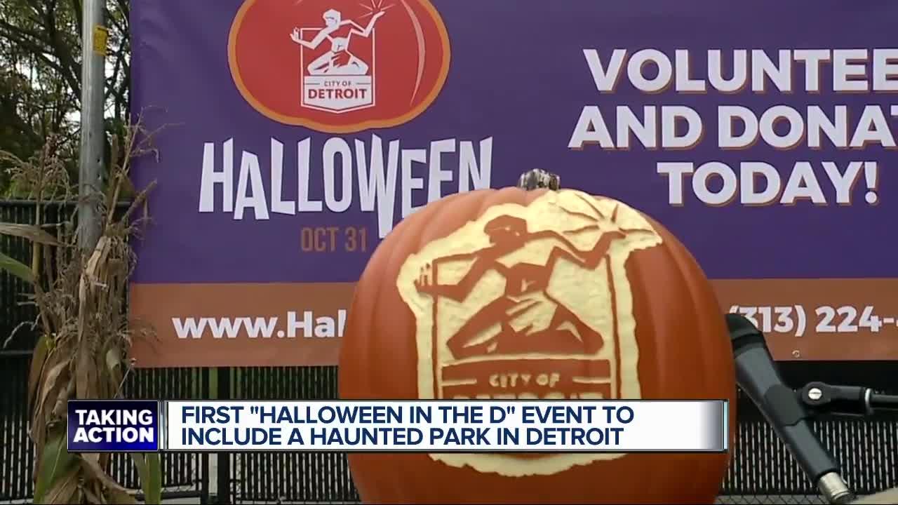 detroit prepares for 'halloween in the d' festivities - wxyz