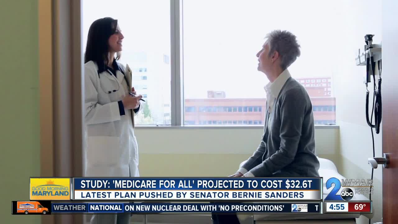 4eb0f5e7d753 Study   Medicare for all  projected to cost  32.6 trillion
