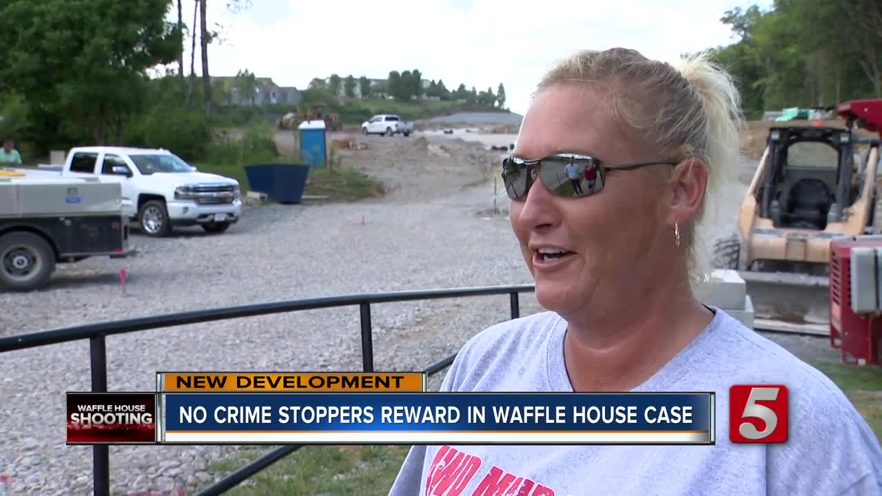 Woman who spotted the Waffle House shooting suspect not