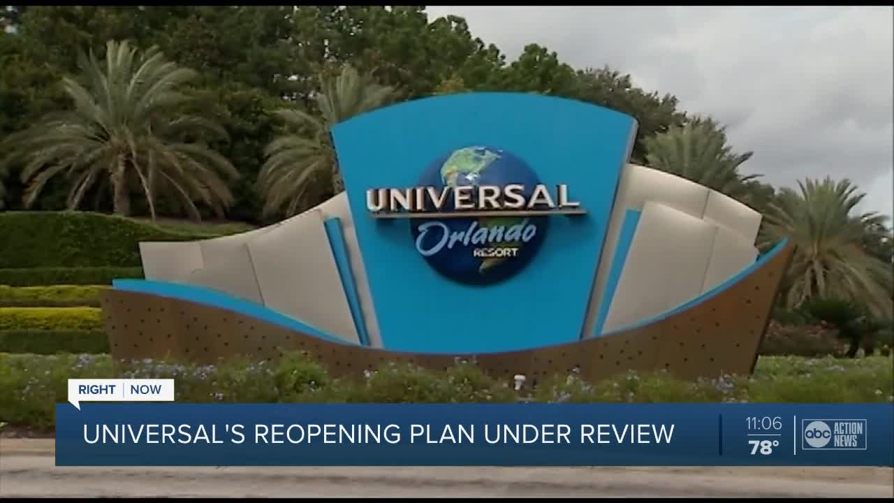Disney World Will Submit Reopening Plans and Date Next Week