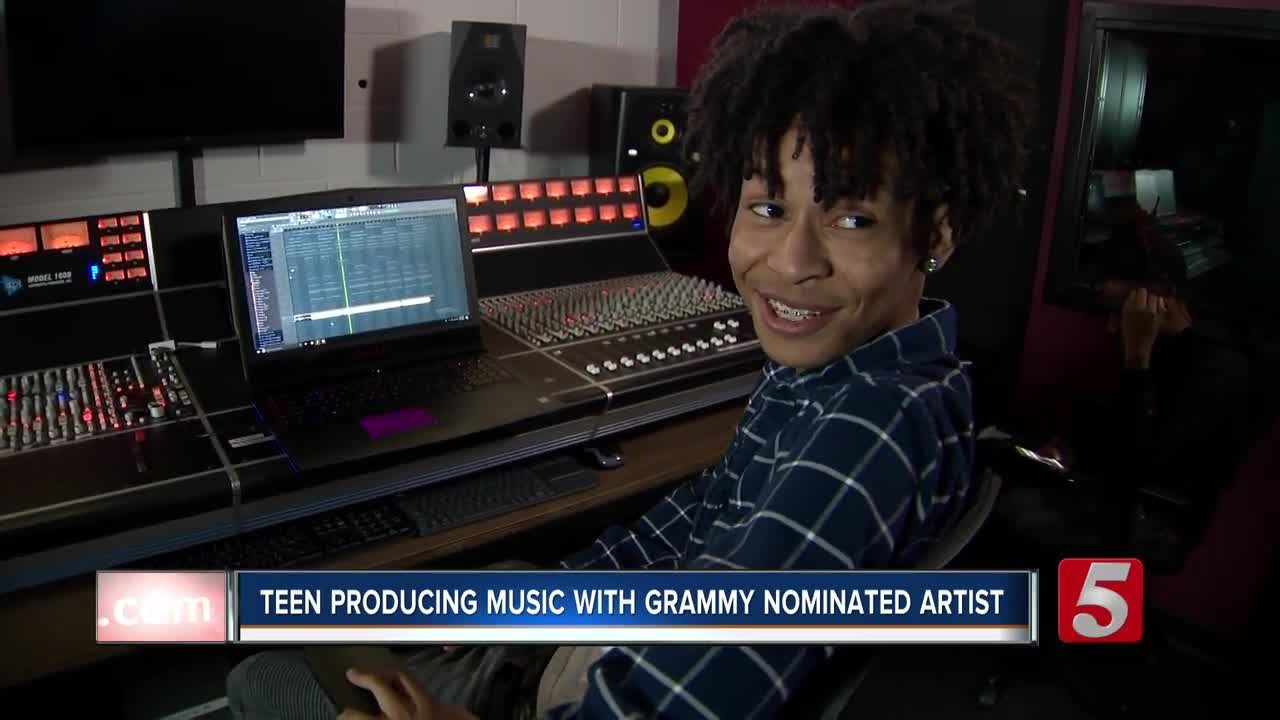 2f92f6d6bd37d8 Local 16-year-old forges forward in the music industry