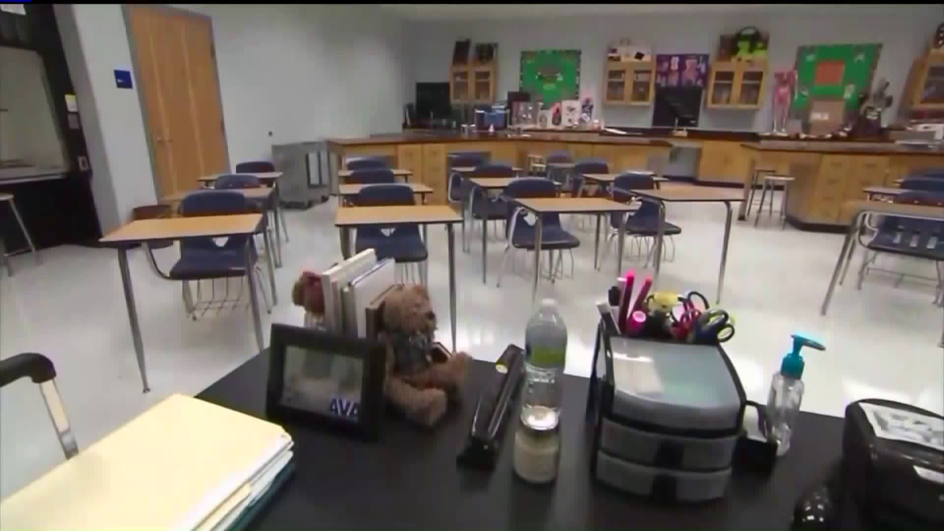 Students in Chesapeake may return to in-person learning in September