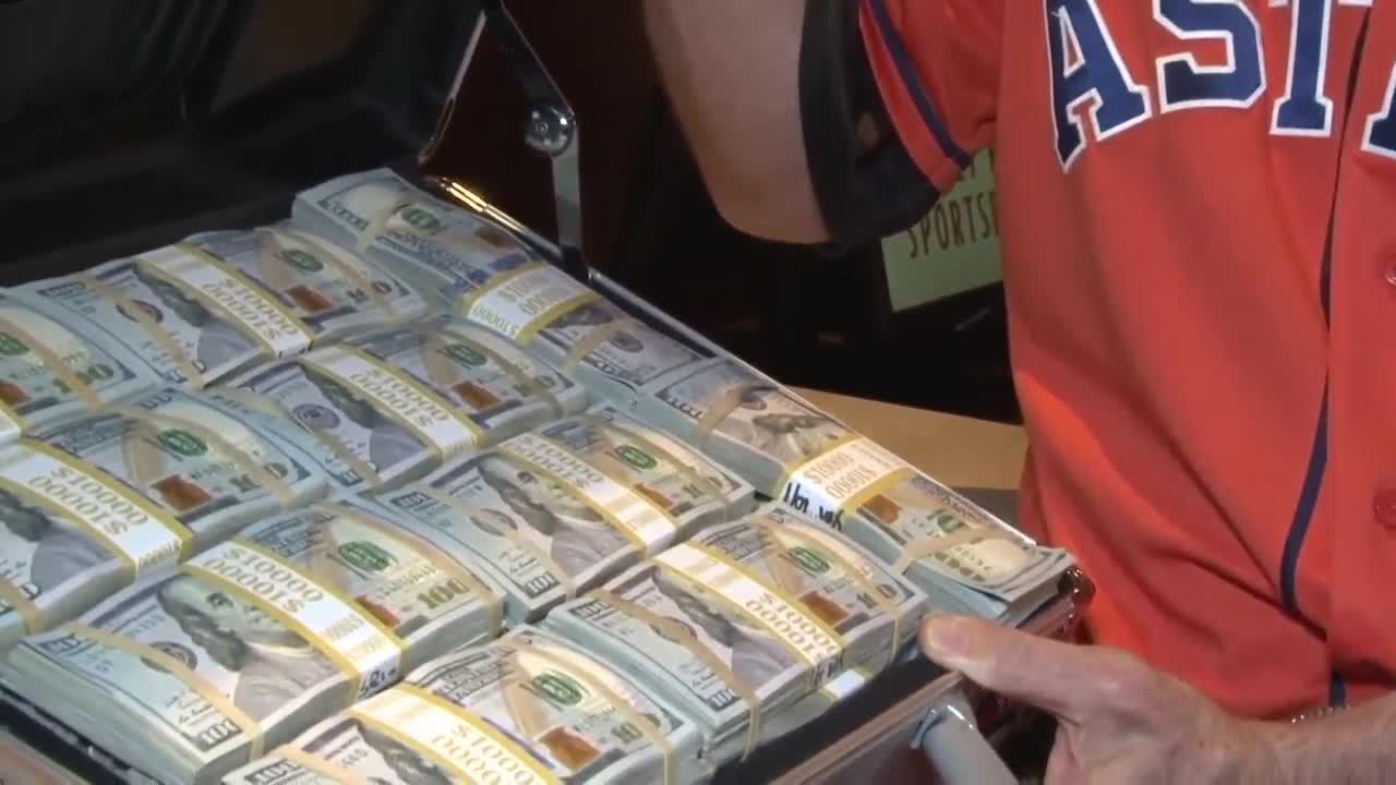 4 million dollar bet on super bowl