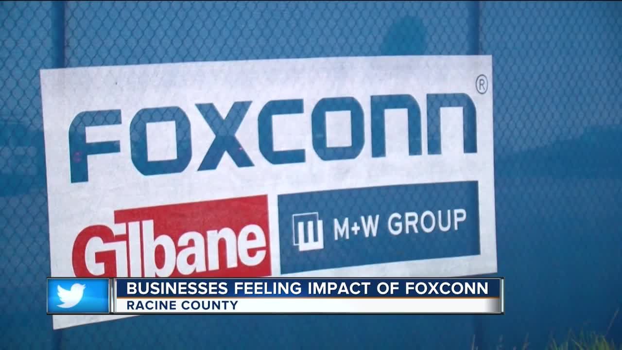 Foxconn's groundbreaking to bring a range of emotions for ...