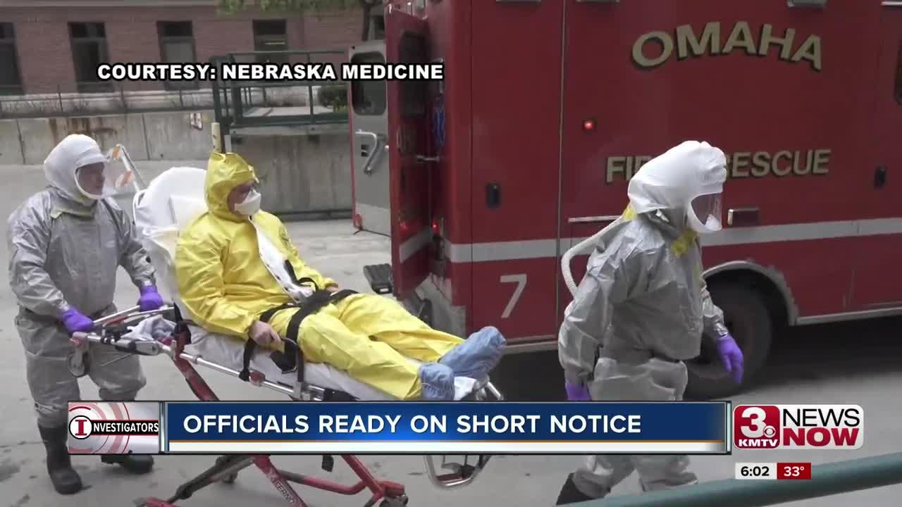 13 cruise passengers exposed to coronavirus flown to Omaha