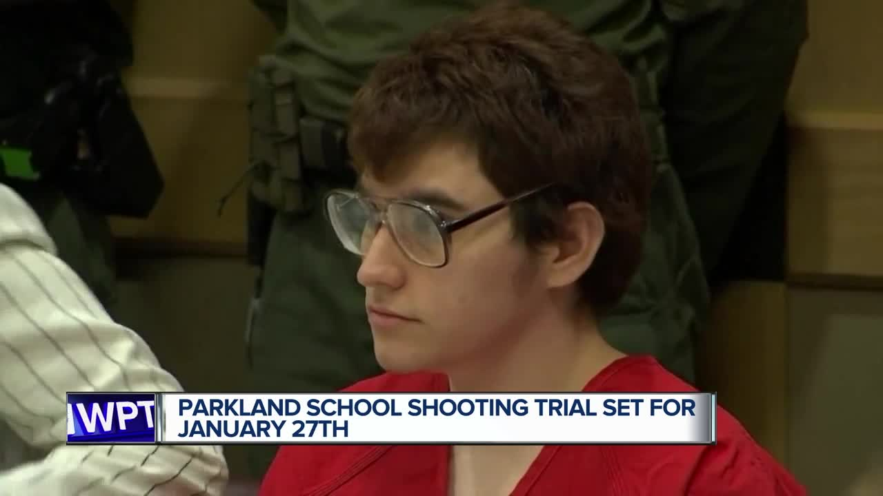 Judge Sets Jury Selection Date In Marjory Stoneman Douglas