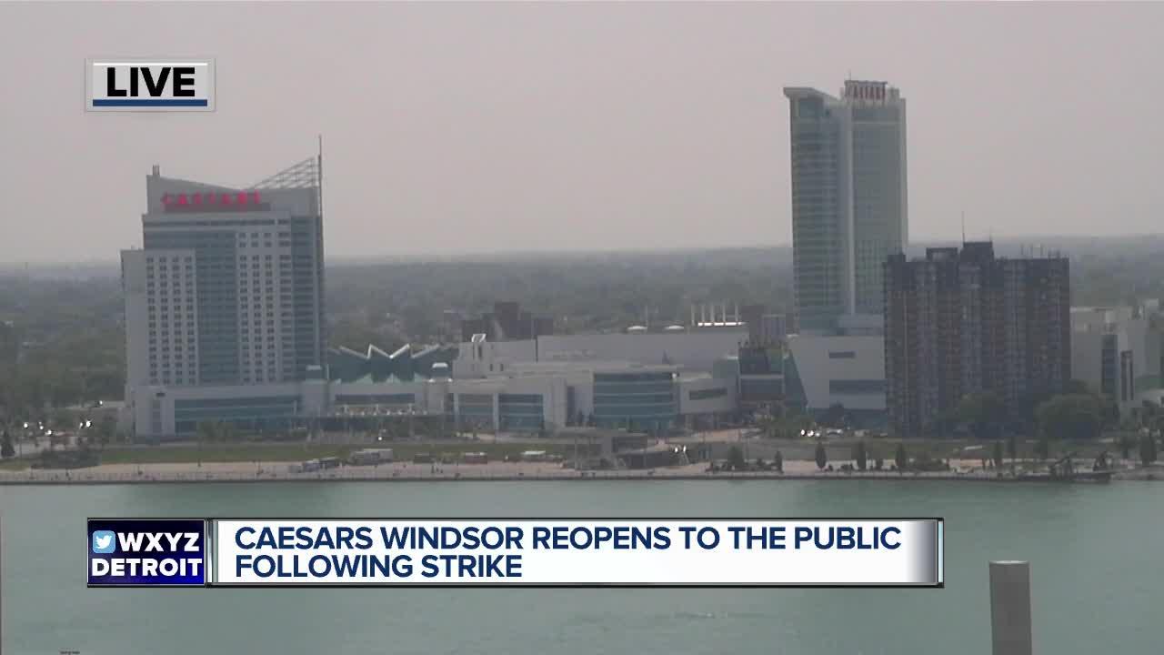Windsor Casino Jobs