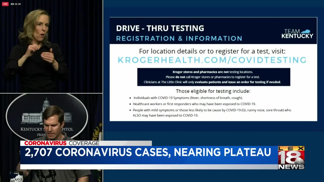 Kentucky Coronavirus Cases Reportedly Spike After Anti-Lockdown Protests