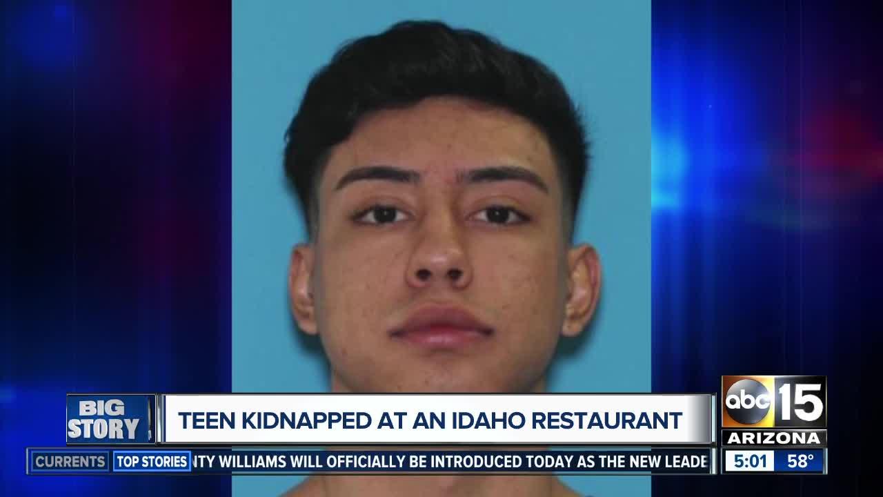 Authorities: Idaho AMBER Alert suspect and victim found in