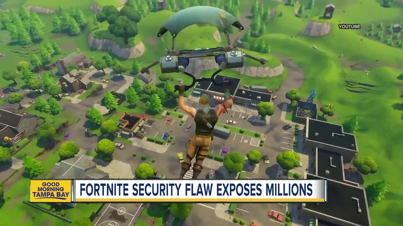 Fortnite security flaw let hackers access your account