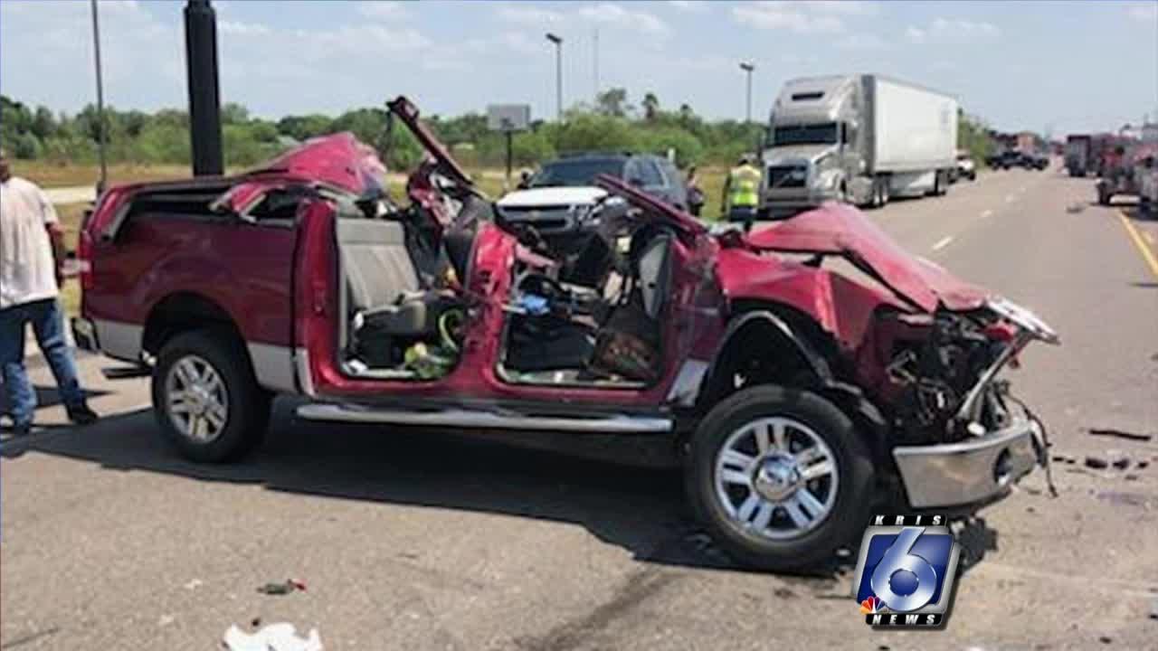 Man killed in traffic accident near Riviera identified