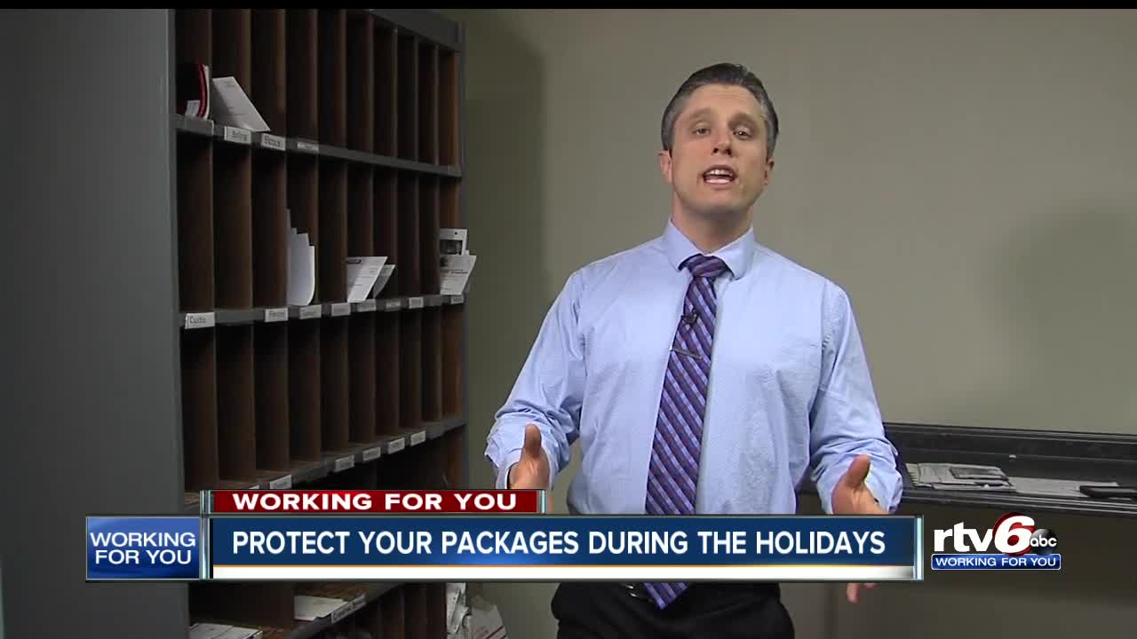 6 tips to keep your packages away from thieves