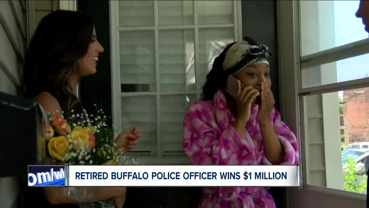 Retired Buffalo police officer wins $1 million from Publishers