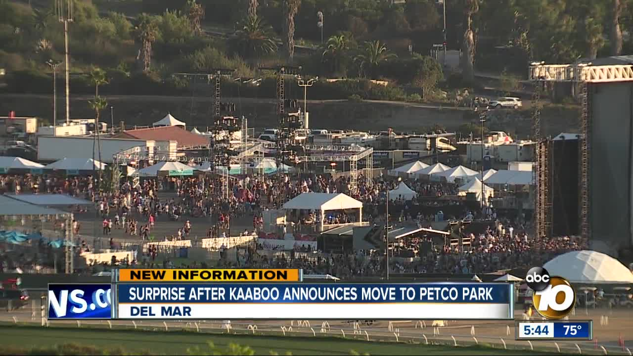 How Many People At Del Mar Fair 2020.Kaaboo Music Festival Moves From Del Mar Fairgrounds To