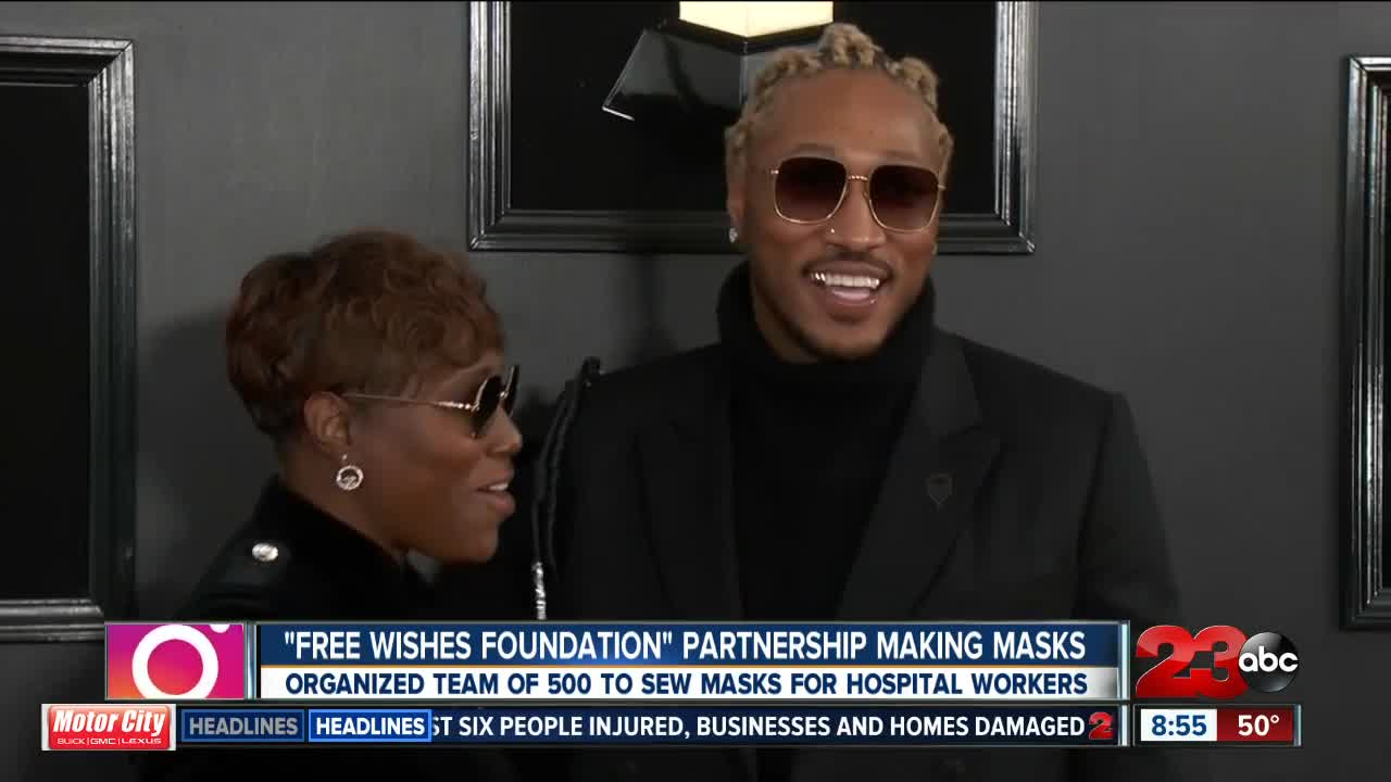 """Rapper Future creates """"Mask On"""" campaign to donate face masks for ..."""