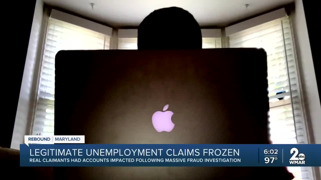 Hundreds of legitimate claims frozen in unemployment fraud investigation