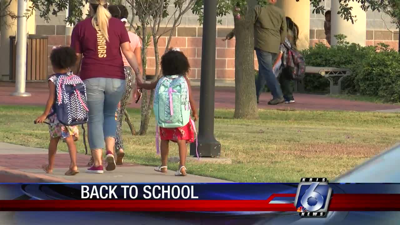 School is back in session at Tuloso-Midway ISD