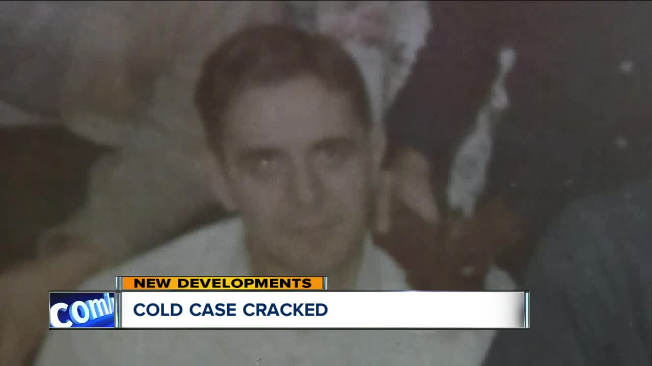 Cold case cracked: The man who lived with the identity of a dead 8