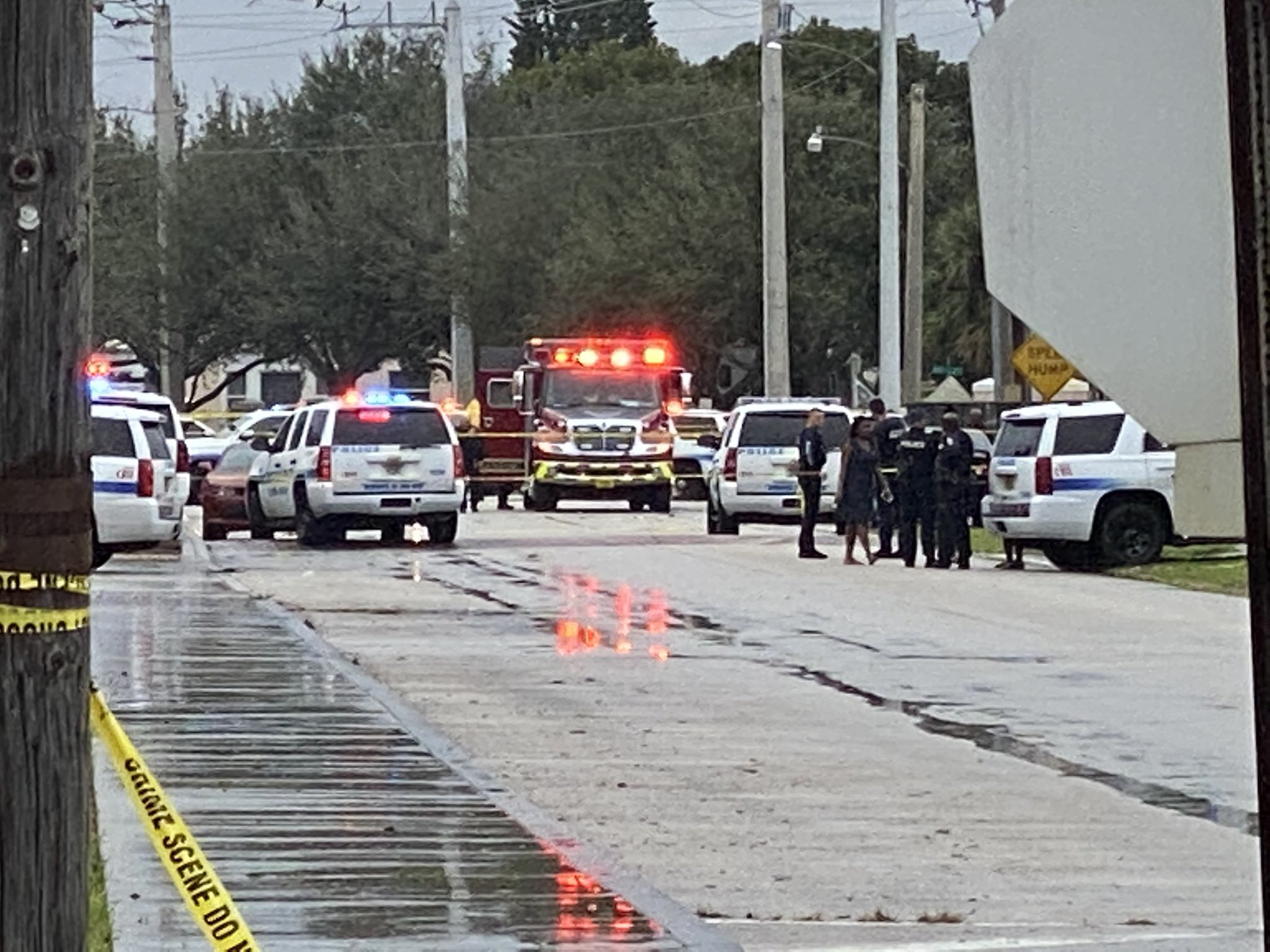 4 shot, 2 fatally, after funeral in Florida