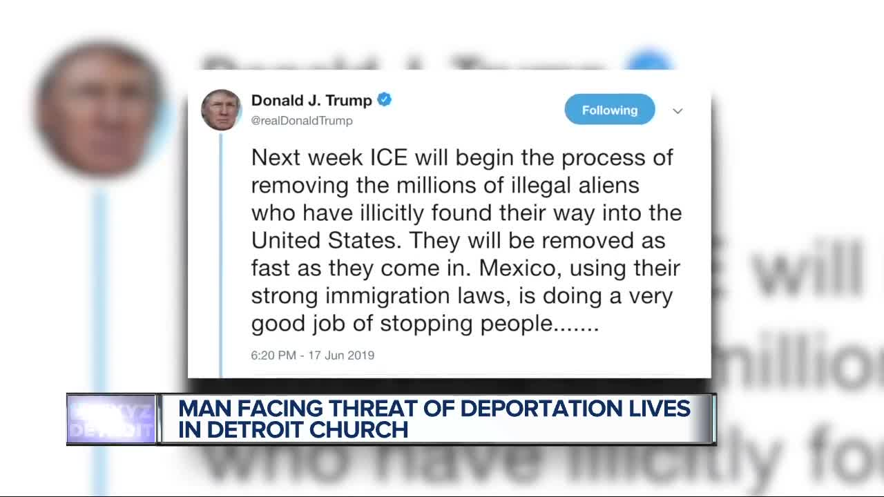 Federal officials set to conduct immigration raids in 10