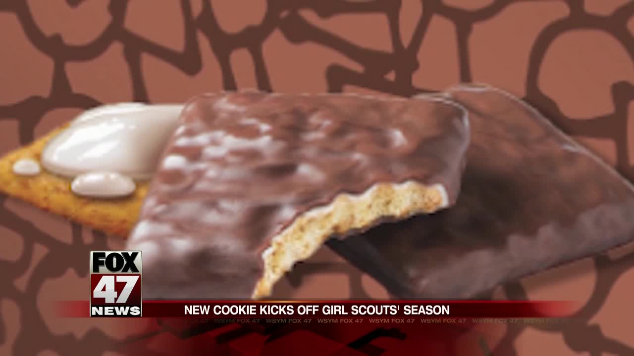 These New Girl Scout Cookies Will Make Your New Year Even Sweeter