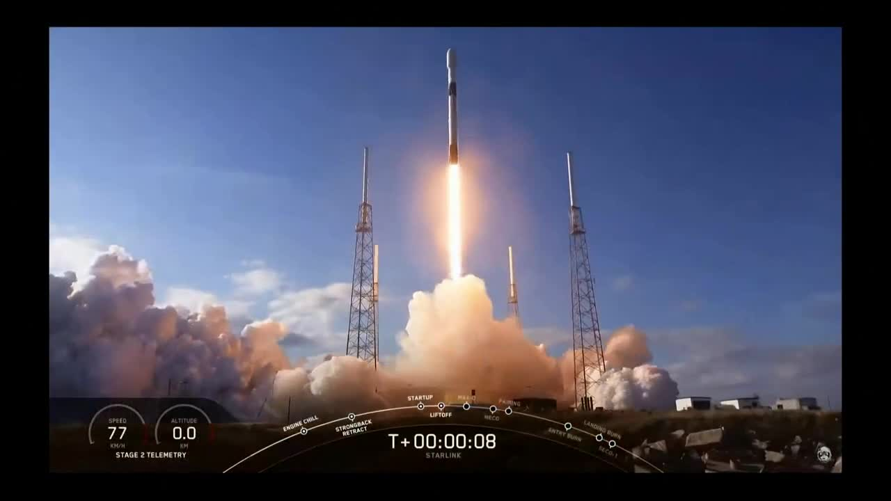 SpaceX will have 240 Starlinks in orbit after Tuesday launch