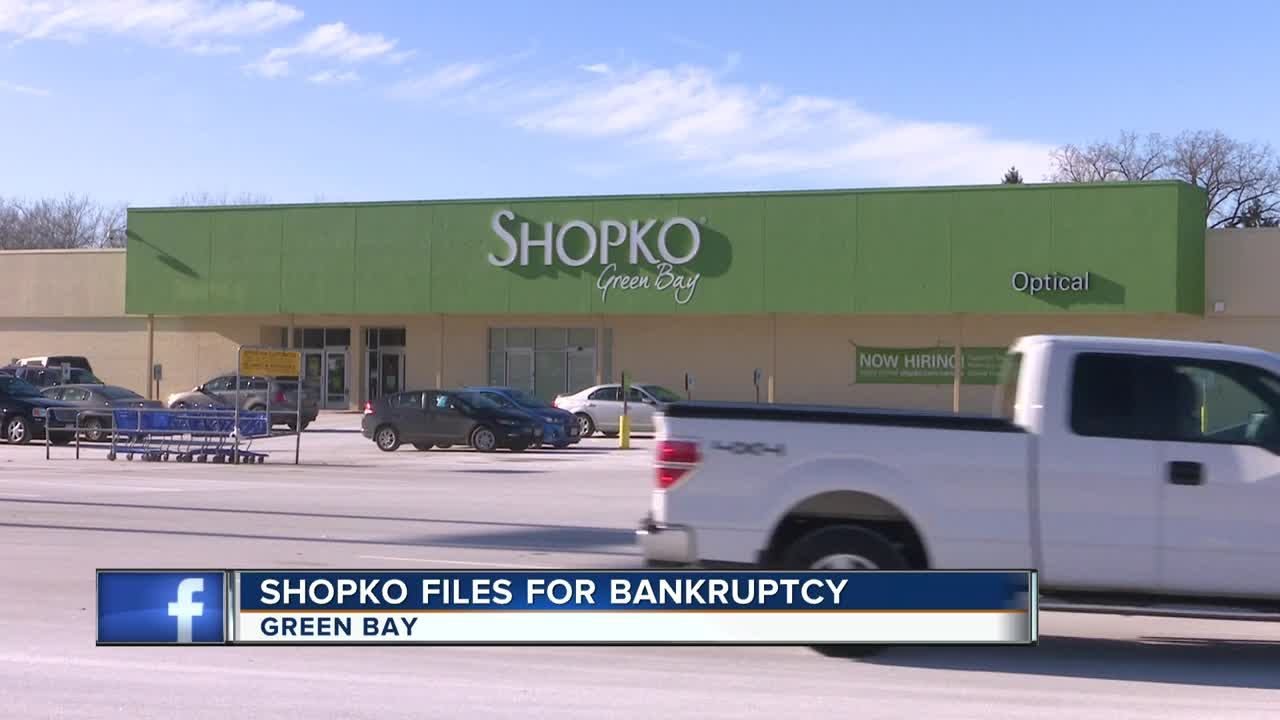 Shopko Closing Batesville Store As Company Files Bankruptcy