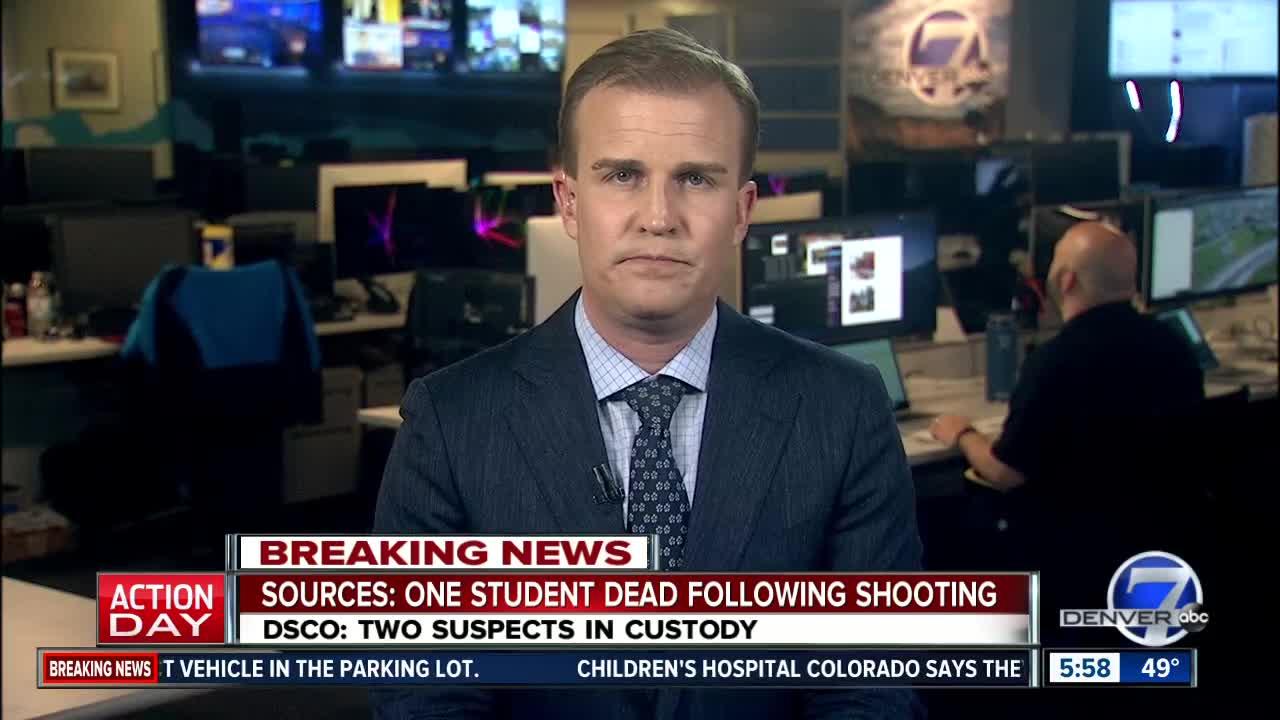 1 Student Dead, Multiple Injured In Colorado School