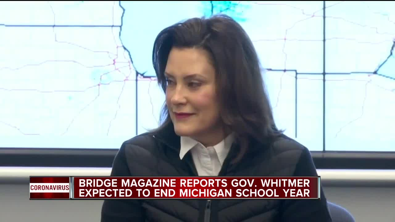 Michigan Gov. Gretchen Whitmer: Were going to get