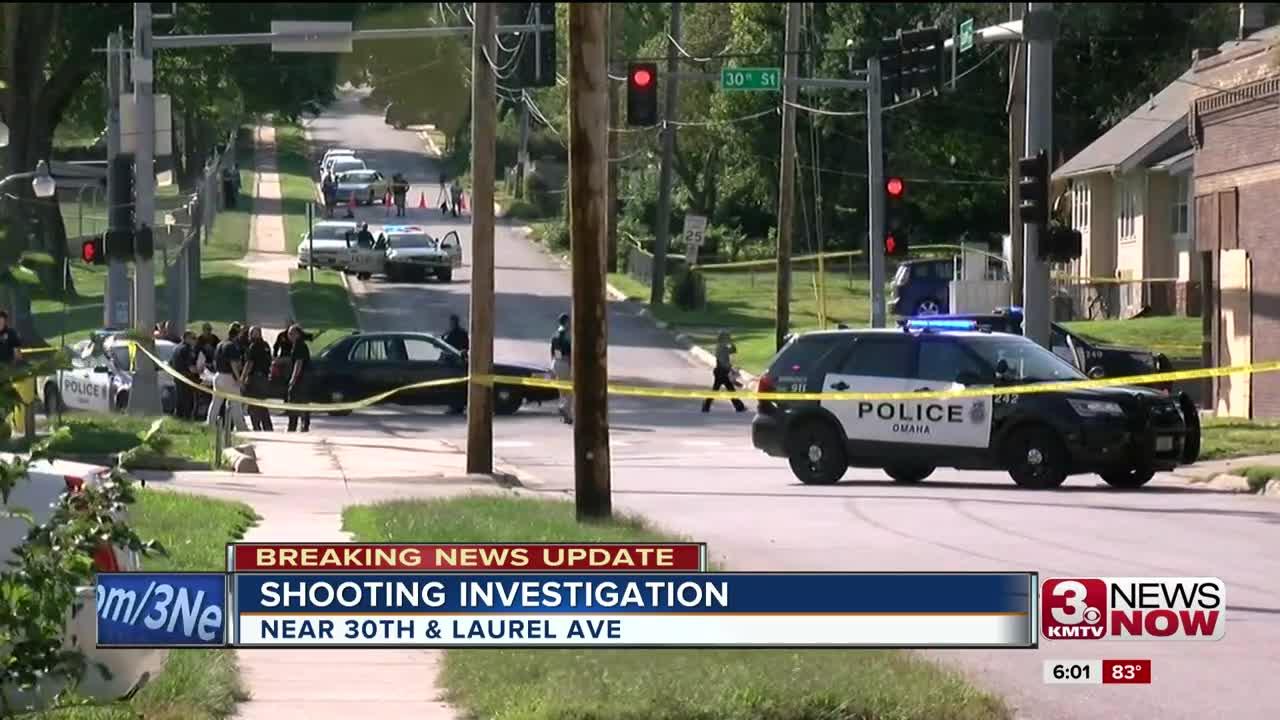 Omaha Gang Unit Officer Shot In North Omaha Neighborhood