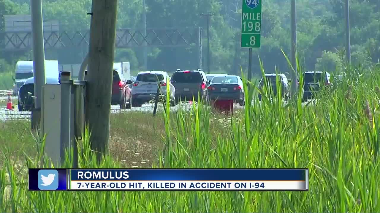 7-year-old Michigan girl killed crossing highway after surviving