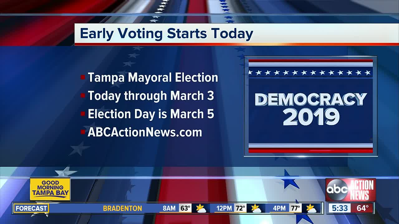 Everything You Need To Know About 2019 Tampa Municipal