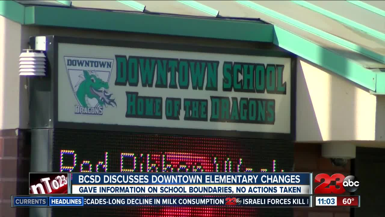 BCSD considering changes to policies and procedures of Downtown