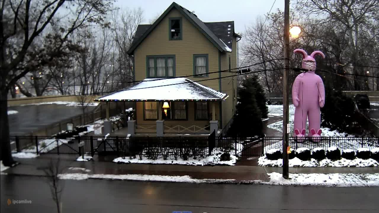 Christmas Story House.There S Something Different About The Christmas Story House