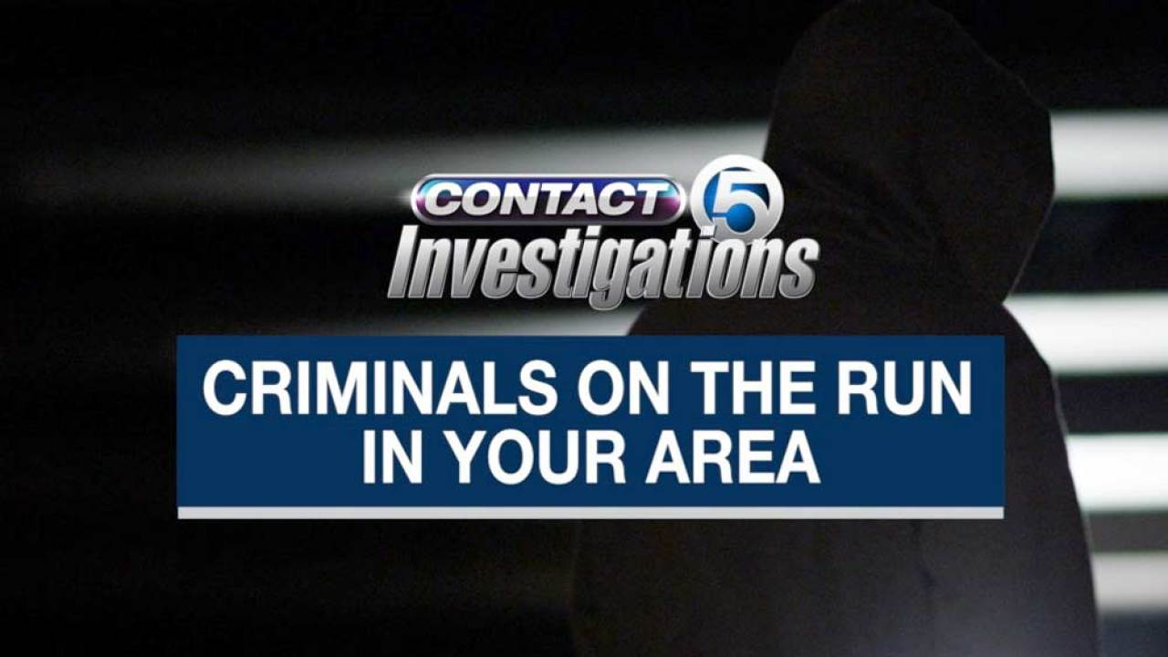 CRIMINALS ON THE RUN: More than 25,000 from Florida at large